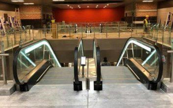 Όλα έτοιμα στον σταθμό «Συντριβάνι» του Μετρό Θεσσαλονίκης