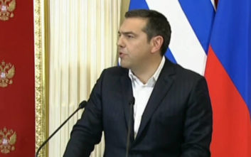 Τσίπρας: Ο ελληνορωσικός διάλογος πρέπει να συνεχιστεί, δεν είναι πάντα εύκολος