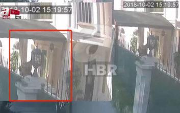 Βίντεο με τη «μεταφορά του πτώματος του Κασόγκι» δείχνουν τουρκικά Μέσα