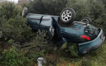 Οδηγός δίνει μάχη για τη ζωή του μετά από τροχαίο στη Φθιώτιδα