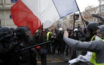 Κρατούνται πάνω 1.700 διαδηλωτές στη Γαλλία