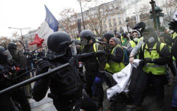 Συλλήψεις 152 ατόμων στο Παρίσι κατά τον εορτασμό της Ημέρας της Βαστίλης