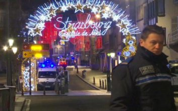 Σε συναγερμό η Γαλλία, ανθρωποκυνηγητό για τον δράστη της επίθεσης στο Στρασβούργο