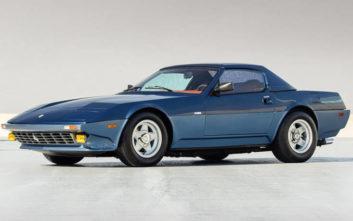 Όταν ένας θρύλος της σπορ αυτοκίνησης «πείραξε» μια θρυλική Ferrari