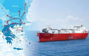 Η μεγάλη επένδυση της Βουλγαρίας στον πλωτό σταθμό LNG FSRU της Αλεξανδρούπολης
