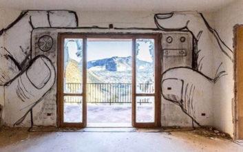 Μερικά από τα καλύτερα της τέχνης του τοίχου