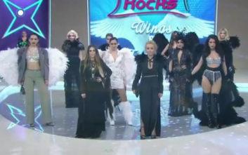 «Φτερά και πούπουλα» στο αποψινό Gala του My Style Rocks