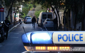 Καταδικάζει το Κεντρικό Ισραηλιτικό Συμβούλιο την έκρηξη στο Κολωνάκι