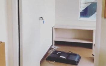 Το βίντεο της Εύας Αντωνοπούλου από τα γραφεία του ΣΚΑΪ