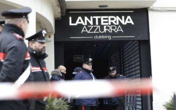 Συγκλονιστικό βίντεο από την τραγωδία σε κλαμπ στην Ιταλία