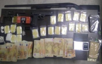 Οι «αρχηγοί», τα «στελέχη» και το πελατολόγιο του κυκλώματος κοκαΐνης στα Χανιά