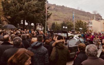 Θλίψη στην κηδεία της φοιτήτριας στο Διδυμότειχο