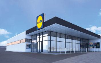Νέο εκσυγχρονισμένο κατάστημα Lidl στην Καλλιθέα 12543041de0