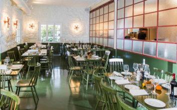 Πέντε ωραία εστιατόρια για να βγείτε το Σαββατοκύριακο