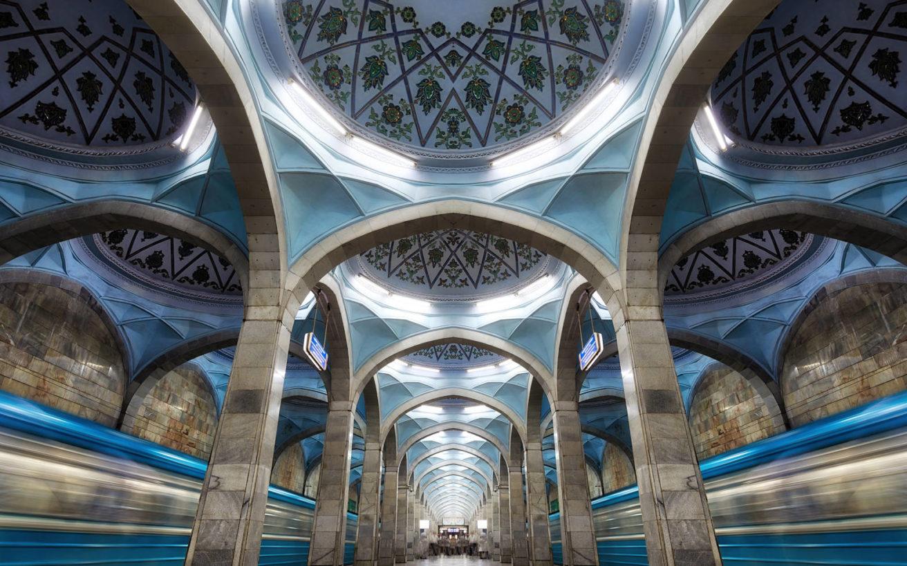 Αυτό είναι ένα από τα εντυπωσιακότερα μετρό στον κόσμο