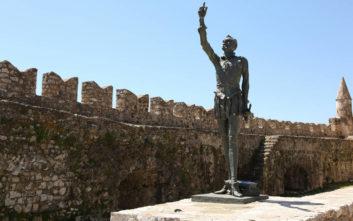 Η ελληνική πόλη όπου πολέμησε ο Θερβάντες, ο πατέρας του «Δον Κιχώτη»