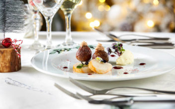 Χριστουγεννιάτικο ρεβεγιόν και brunch στο Olive Garden