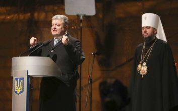 Νέος επικεφαλής της ανεξάρτητης ουκρανικής Ορθόδοξης Εκκλησίας ο Επιφάνιος
