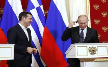 Ο ελληνικός «απολογισμός» της συνάντησης Τσίπρα - Πούτιν