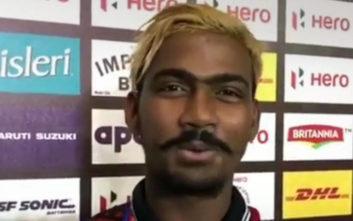 Στον πάγο ο «16χρονος» Ινδός ποδοσφαιριστής