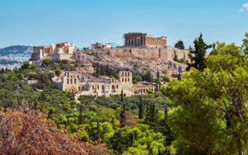 Ακούσετε την Αθήνα χωρίς ανθρώπινο θόρυβο
