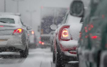 Τι πρέπει να προσέχουμε όταν πιάνουμε το τιμόνι με χειμωνιάτικο καιρό