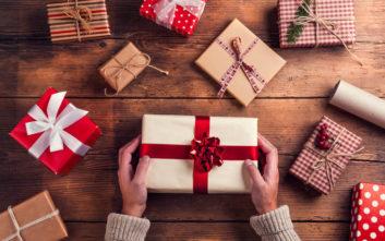 Ένα εξεζητημένα πανάκριβο χριστουγεννιάτικο δώρο