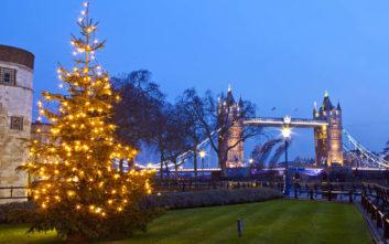 Αξέχαστες γιορτές στο Λονδίνο