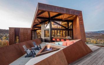 Το εντυπωσιακό σπίτι που έχει μια αποστολή να επιτελέσει