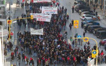 Πορείες και στη Θεσσαλονίκη για την επέτειο δολοφονίας του Γρηγορόπουλου