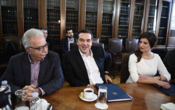 Την ίδρυση νέου Διεθνούς Πανεπιστημίου με τμήματα σε 6 πόλεις ανακοίνωσε ο Τσίπρας