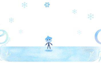 Στο χειμερινό ηλιοστάσιο αφιερωμένο το Google Doodle