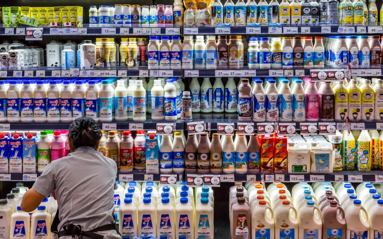 Τα δύο γάλατα που έκαναν θραύση στην Ελλάδα των 80s και αποσύρθηκαν
