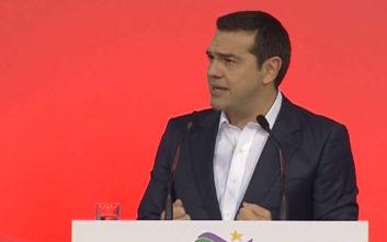 Τσίπρας: Δε θα αφήσουμε τη Θεσσαλονίκη να γίνει η πόλη του μίσους