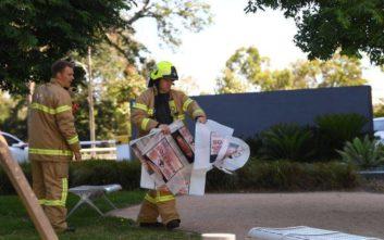 Συνελήφθη 48χρονος για τα ύποπτα πακέτα σε πρεσβείες στην Αυστραλία