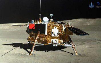 Η διαστημική αλληλοφωτογραφία στην «σκοτεινή» πλευρά του φεγγαριού