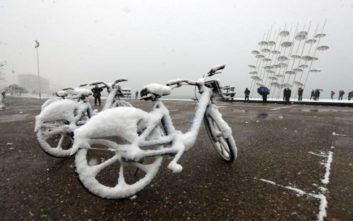 Καλλιάνος: Έρχεται χιονιάς, πέφτει έως 10 βαθμούς η θερμοκρασία απόψε