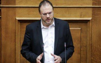 Θεοχαρόπουλος: Χρειάζεται νέα προοδευτική κυβέρνηση