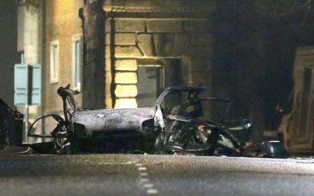 Το «Νέο IRA» βλέπει πίσω από την επίθεση στο Λόντοντερι η αστυνομία της Β. Ιρλανδίας