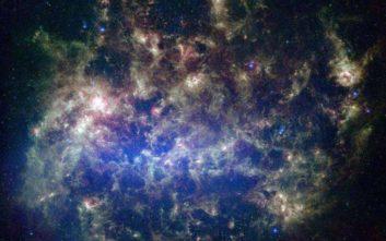 Γειτονικός γαλαξίας ετοιμάζεται να συγκρουστεί με τον δικό μας