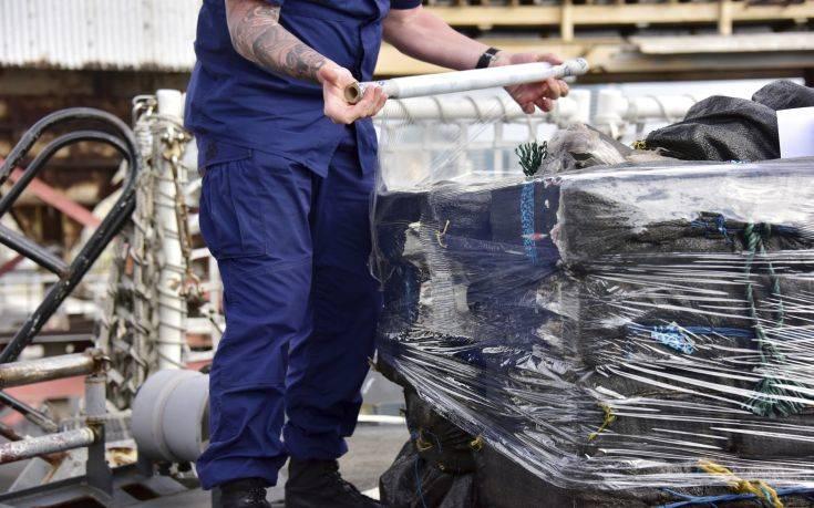 Σε ποιο ευρωπαϊκό λιμάνι κατασχέθηκαν πάνω από 50 τόνοι κοκαΐνης