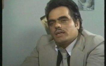 «Έφυγε» ο ηθοποιός Γιάννης Ευδαίμων