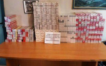 Συνελήφθησαν αλλοδαποί στην Πάτρα με 11.000 πακέτα λαθραίων τσιγάρων