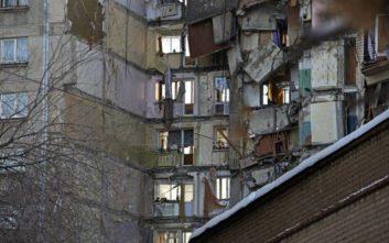 Μεγαλώνει η μακάβρια λίστα από την κατάρρευση της πολυκατοικίας στα Ουράλια