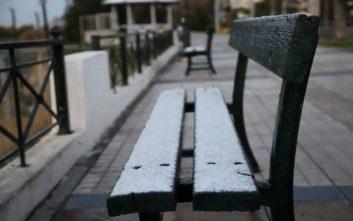 Έκτακτο δελτίο επιδείνωσης καιρού με χιόνια και πτώση θερμοκρασίας