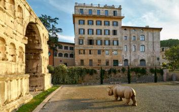 Ένα ιστορικό παλάτι στη Ρώμη μετατρέπεται σε εκπληκτικό boutique ξενοδοχείο
