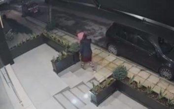 Γυναίκα έκλεψε από μαγαζί τις... γλάστρες