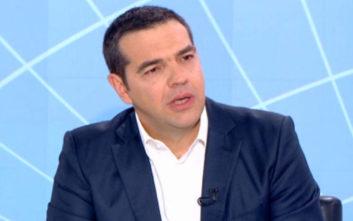 Τσίπρας: Αφήνω ως παρακαταθήκη της θητείας μου τη λύση του Μακεδονικού