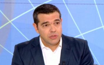 Τσίπρας: Αν δεν έχω 151 βουλευτές θα πάω σε πρόωρες εκλογές