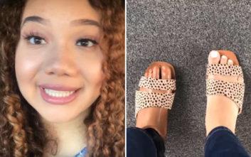 Την έσπρωξαν μπροστά στο τρένο, έχασε το πόδι της, διατηρεί όμως την αισιοδοξία της